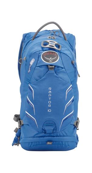 Osprey Raptor 10 - Mochila bicicleta - azul